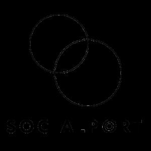 SOCIALPORT株式会社ロゴ